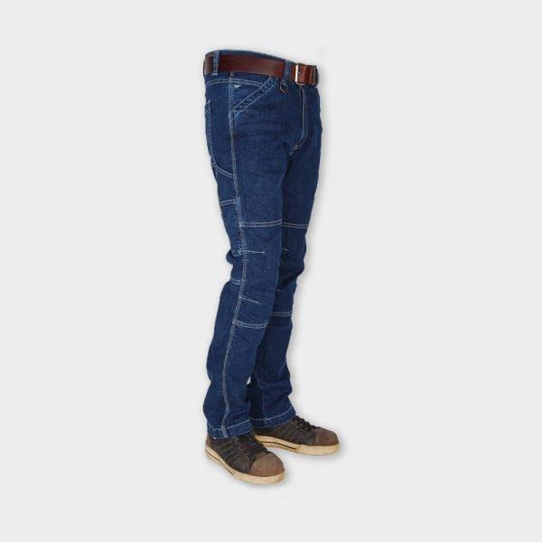 jeans vooraanzicht worker